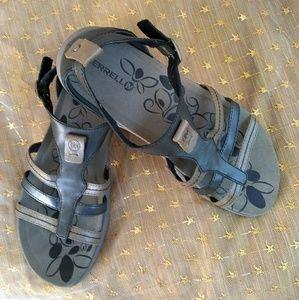 🎉🎉Merrell Women's Cantor Lavish Midnight Sandals